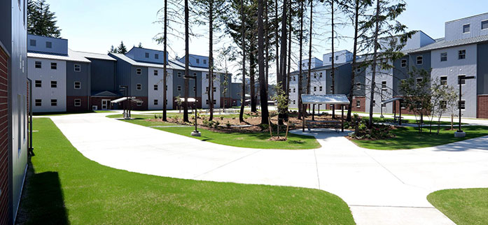 Fort Lewis WA UEPH LEED Commissioning