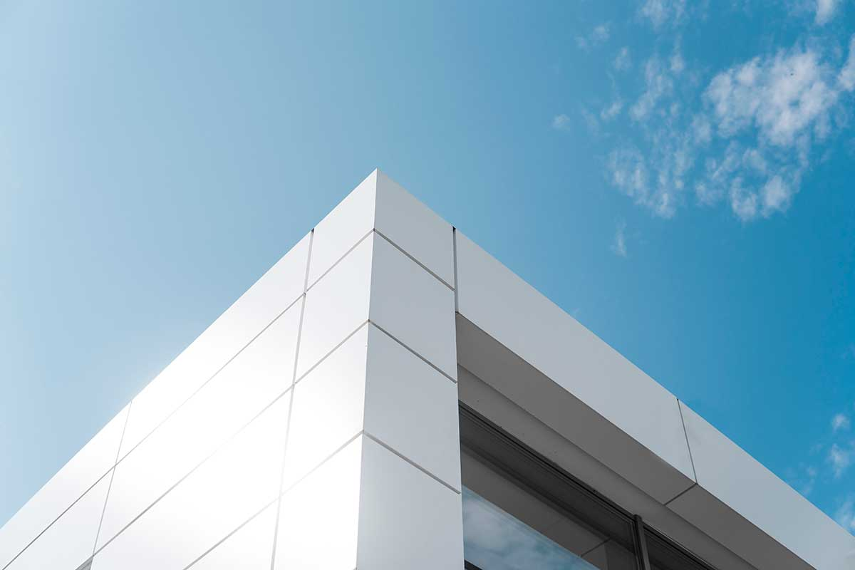 Commissioning Projects Building Exterior