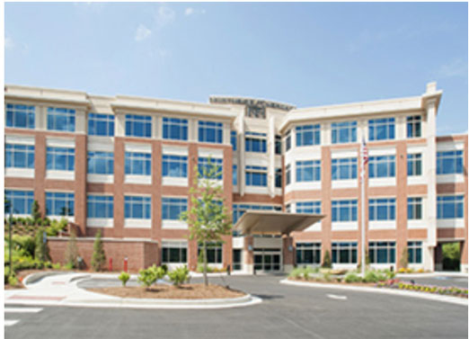 Woodstock GA Office Building LEED Commissioning - National Facility Solutions