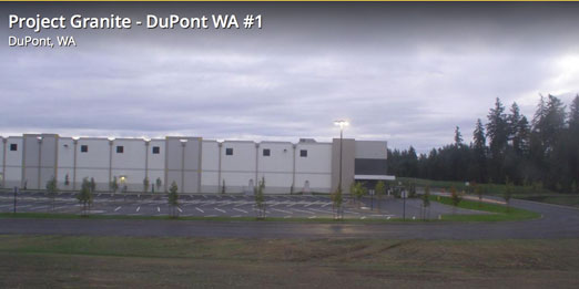 Dupont WA Industrial LEED Commissioning - National Facility Solutions
