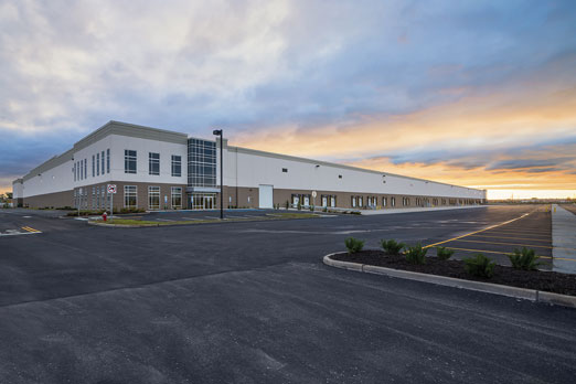 Linden NJ Industrial Warehouse Commissioning - National Facility Solutions