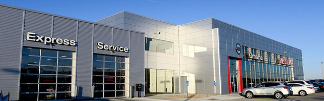 Nissan of Omaha Building Commissioning - National Facility Solutions