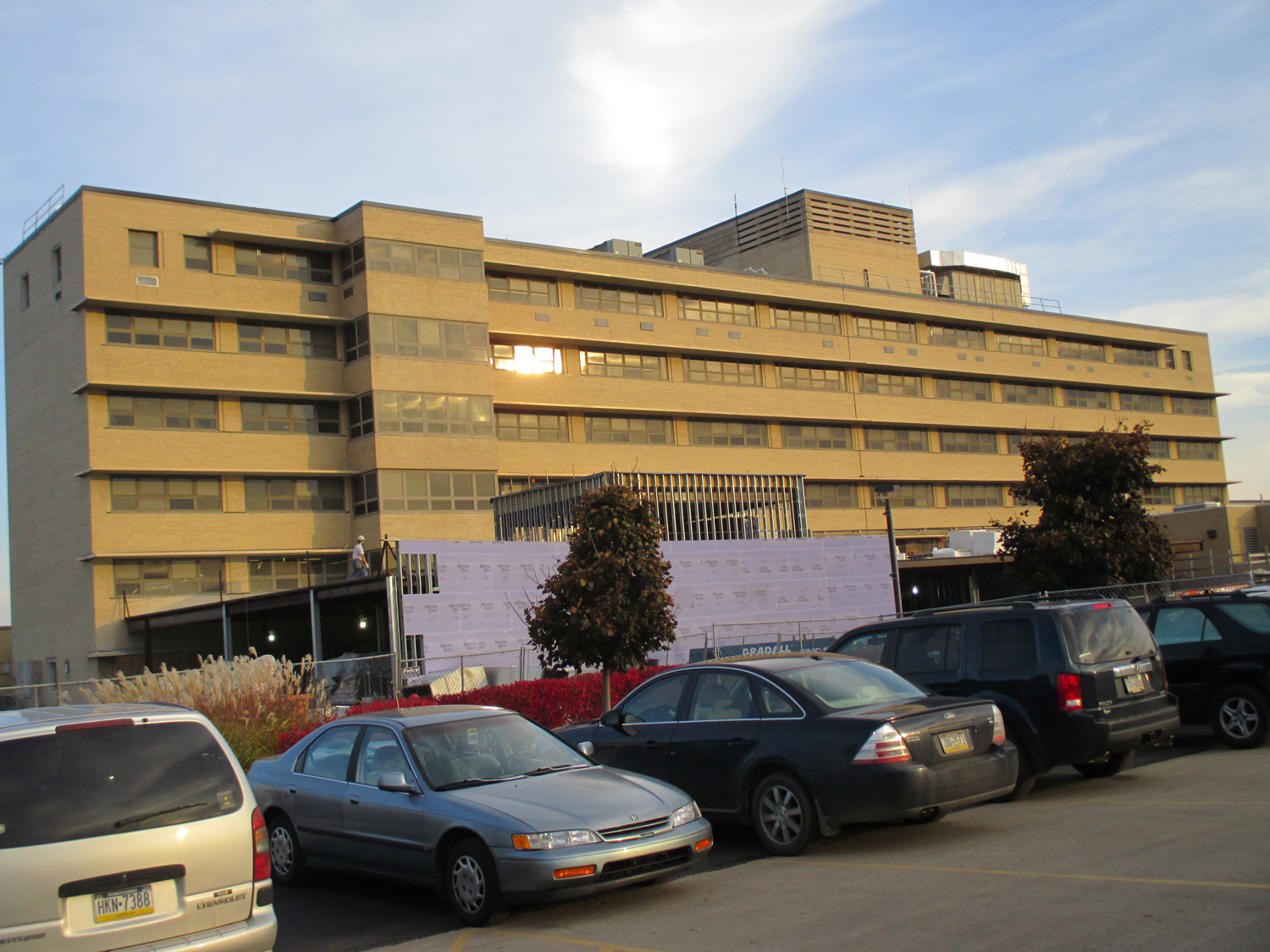 Erie PA VA Medical Building Energy Assessment - National Facility Solutions